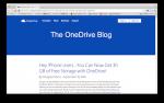 OneDriveが30GB利用可能になるチャンスです!