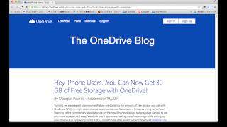 OneDrive 30G