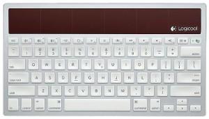 ソーラー キーボード Mac iPhone iPad