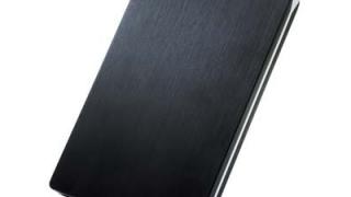 2.5インチ 外付けハードディスク CANVIO SLIM HD-SB10TK