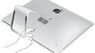 iMac メモリー 増設