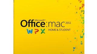 Microsoft Office for Mac 2011